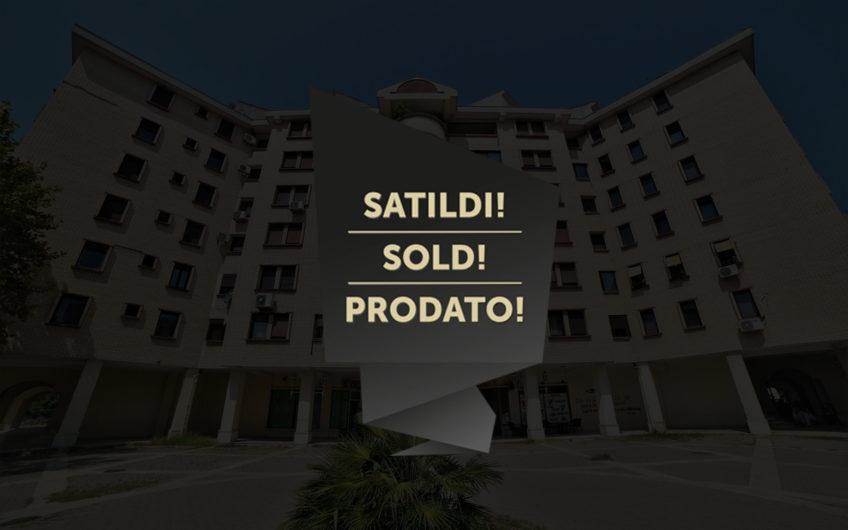 Podgorica'da 95m² Satılık 3+1 Daire