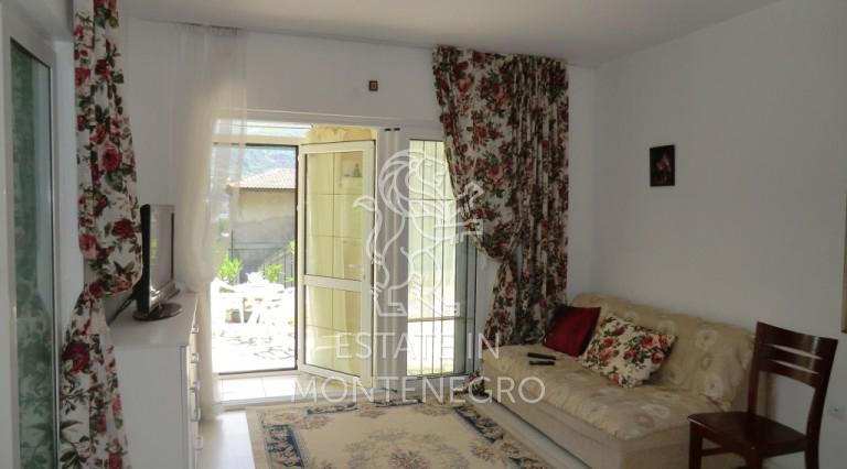 One bedroom Apartment in Kamenari, Herceg Novi, 45m²
