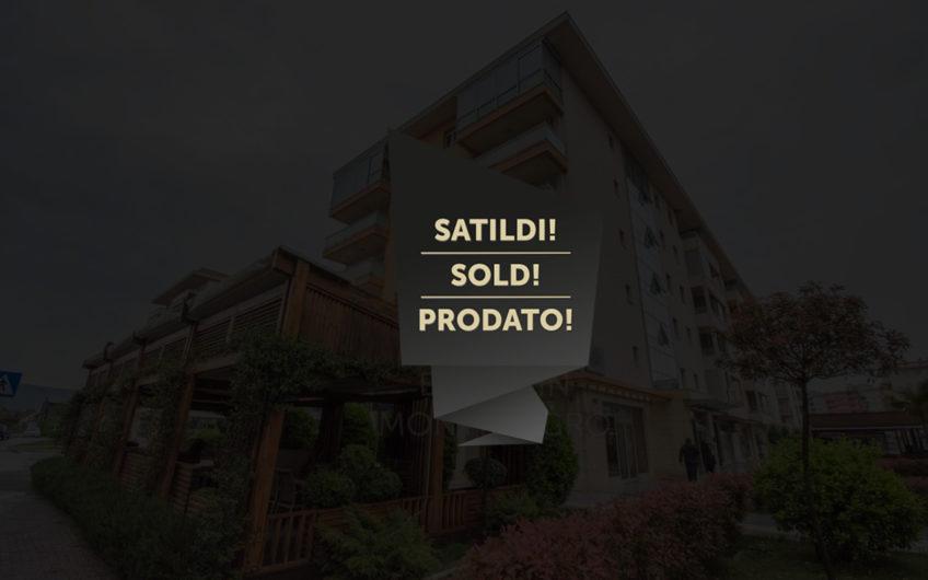 City Kvart, Podgorica'da 30m² Satılık Stüdyo Daire