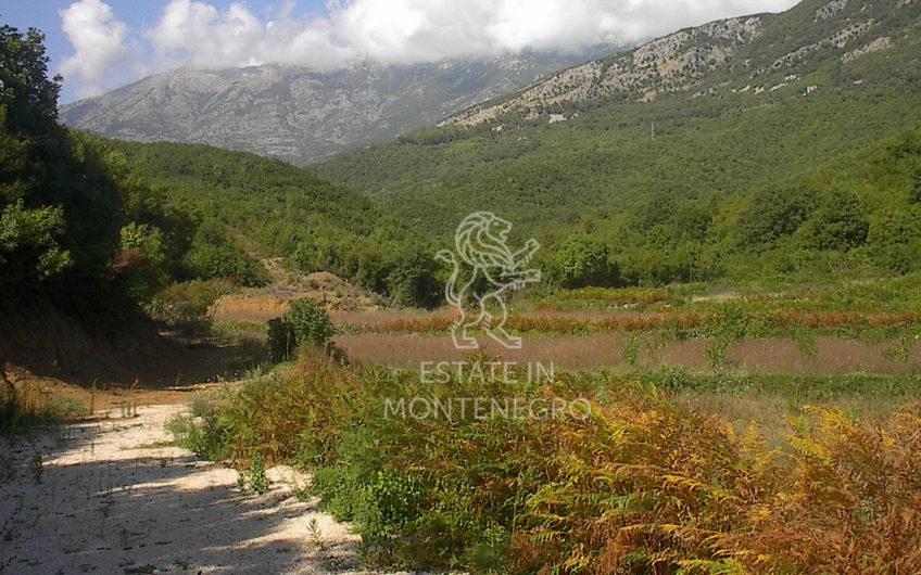 Kotor, Radanovići'de 2583m² Satılık Arsa
