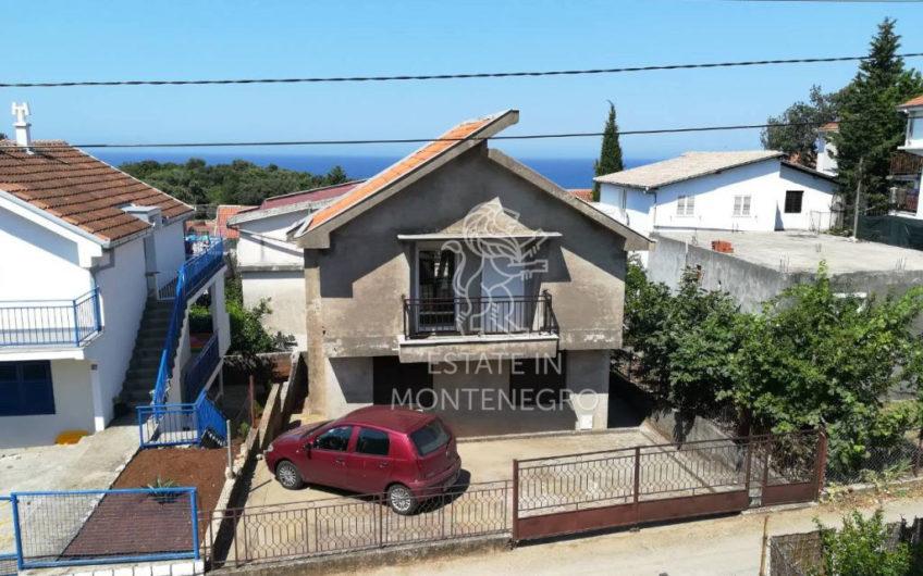 Utjeha, Bar2da 76m² Deniz Manzaralı Müstakil Ev