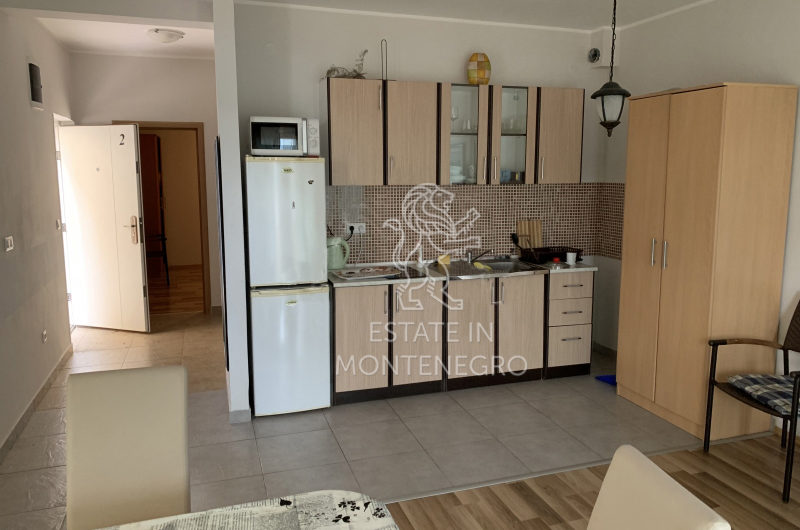 One bedroom Apartment in Kamenari, Herceg Novi, 55m²