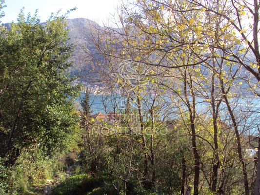 Kotor, Kamenari'de 3343m² Denize 200m Uzaklıkta Satılık Kentsel Arsa
