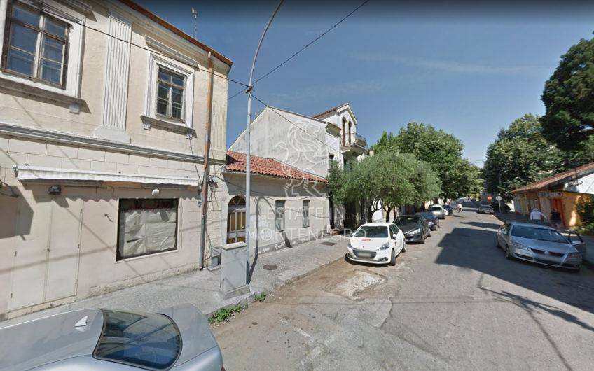 Podgorica'nın Merkezinde 480m² Satılık Arsa
