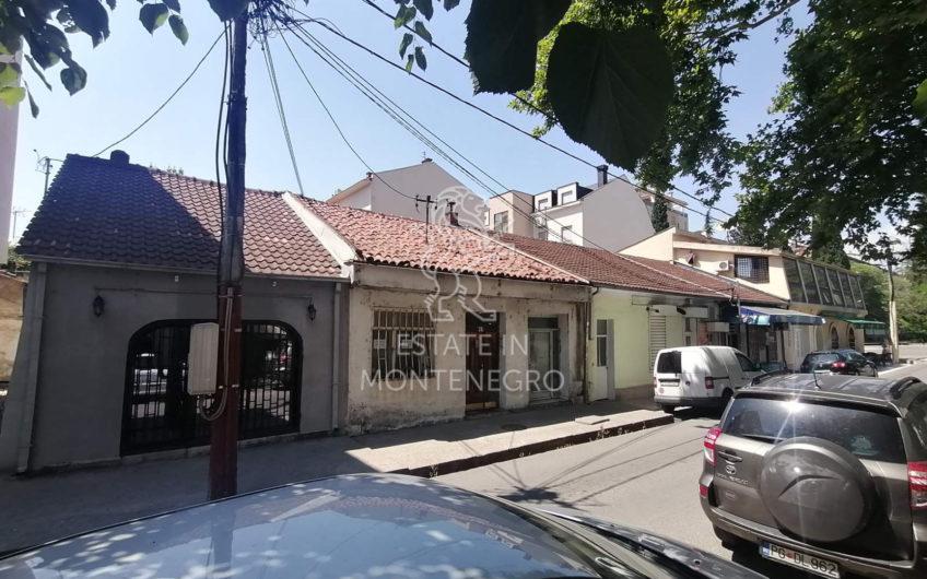 Podgorica'nın Merkezinde 137m² Satılık Arsa