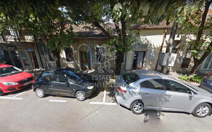 Podgorica'nın Merkezinde 570m² Satılık Arsa